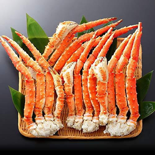 蟹 ハサミ タラバガニ 足 4kg 4-8肩12-24本前後 約8-12人前 北国からの贈り物