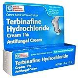 GNP Terbinafine Hydrochloride Cream 1%, Antifungal Cream. 0.5 Oz