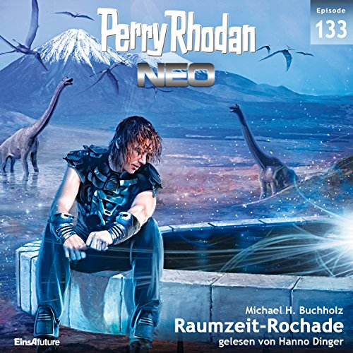 Raumzeit-Rochade audiobook cover art