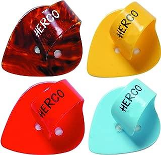 Herco HE114 Flat Thumbpicks, Extra Heavy, 24/Bag