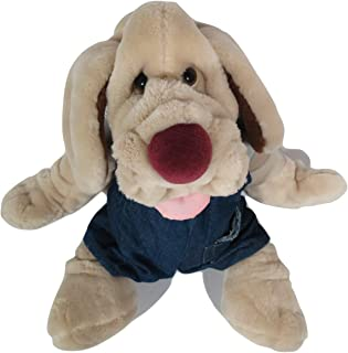 Wrinkles #964459 Hand Puppet Dog Plush Stuffed Animal