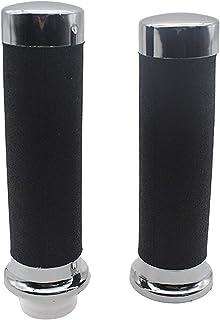 Homyl 1 par de guidão universal de 25 mm para motocicleta para Honda VRX400 T (NC33) VT750C3 Shadow A.C.E. VT750CD Shadow ...
