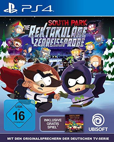 South Park: Die rektakuläre Zerreißprobe - (uncut) - PlayStation 4 [Importación alemana]