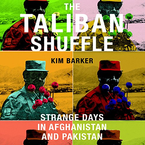 The Taliban Shuffle audiobook cover art