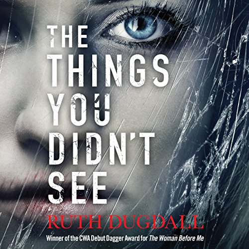 The Things You Didn't See audiobook cover art