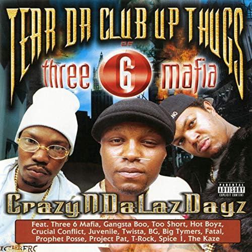 Tear Da Club Up Thugs & Three 6 Mafia