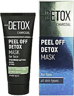 Regal Detox Mascarilla Facial Negra Peeling Anti Estrés con
