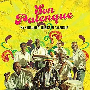 Ma Kamajan Ri Música Ri Palengue