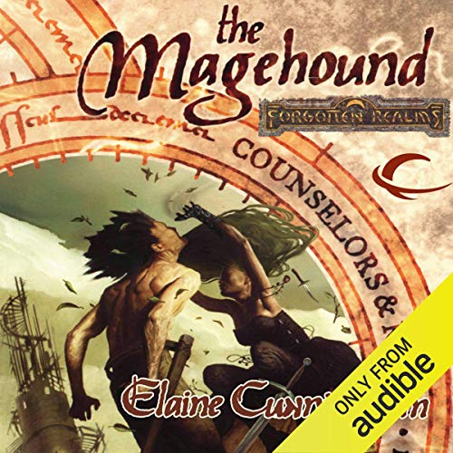 Couverture de The Magehound