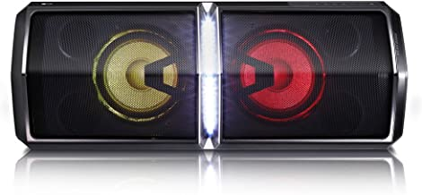 LG 600W Loudr Speaker System with Bluetooth, Dance Lighting and Effects Creator FH6