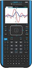Texas Instrument Nspire CX II CAS Student Software Graphing Calculator