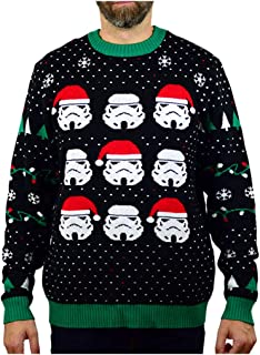 Star Wars Stormtroopers Ugly Christmas Sweater Men Women Holiday Sweater