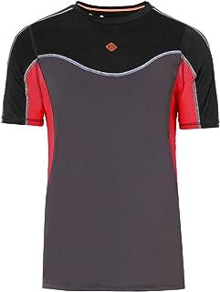 Camiseta Deportiva Creus II Manga Corta Hombre Izas