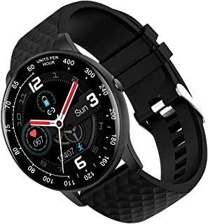 IP67 Waterproof Level Health and Fitness Smartwatch Tracker with Super Large Screen with Blood Pressure Monitor & Heart Ra...