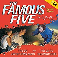 Famous Five: Five Go Adventuring Again & Five Go to Demon's Rocks by Enid Blyton(2006-08-17)