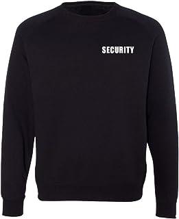 Security Sweatshirt Jumper Tshirt Bouncer Staff Crew Hoody Hoodie Event Staff
