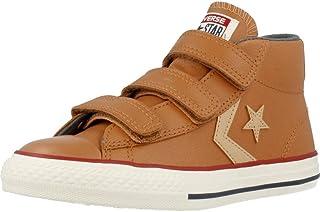 ebf0f537 Zapatillas para niño, Color marrón, Marca CONVERSE, Modelo Zapatillas para Niño  CONVERSE Star