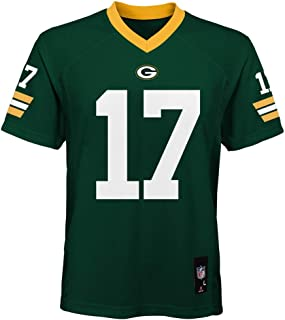 Outerstuff Davante Adams Green Bay Packers Green Kids 4-7 Home Mid Tier Jersey