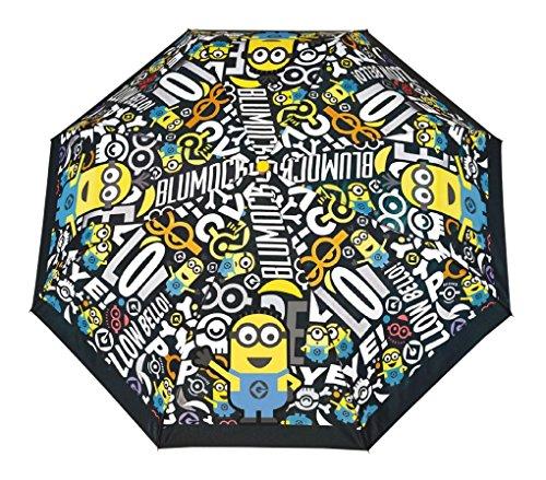 p:os 25437 Minions Kinderregenschirm, 100 x 70 cm