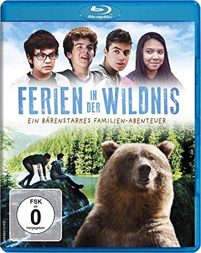 Ferien in der Wildnis - Ein bärenstarkes Abenteuer (Blu-ray)