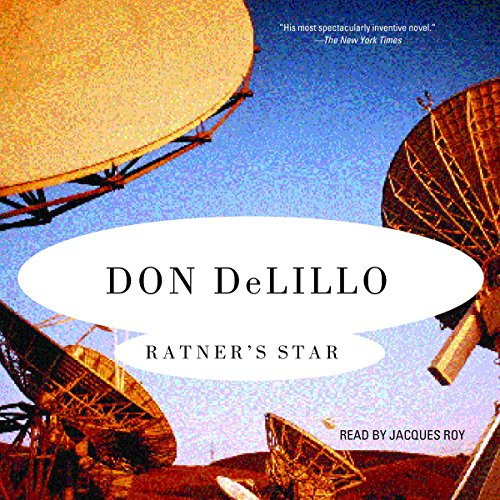 Ratner's Star Audiobook By Don DeLillo cover art