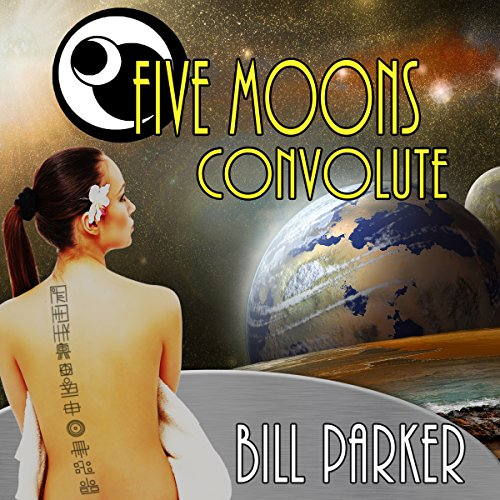 Convolute audiobook cover art