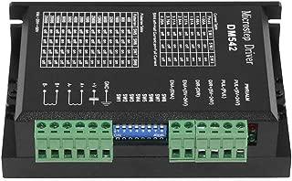Stepper Motor Driver, Mini Resoluciones Loop Speed Digital Full Closed Automatic OverVoltage Protection Board Micro Step Display Hybrid para Nema 17 23 24