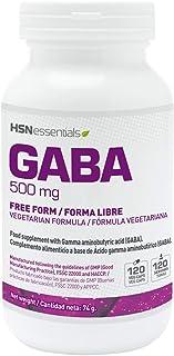 HSN GABA 500mg | Ácido Gamma-aminobutírico | Relajante Natural