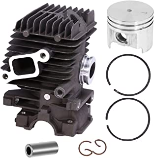 QUIOSS 37MM Cylinder Piston Kit For Stihl MS192T Chainsaws Replace#1137 020 1203 11370201203 NEW