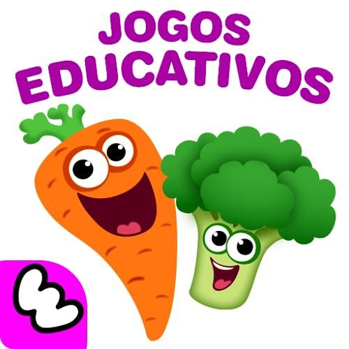 Infantis Jogos de aprendizagem! Educação infantil!