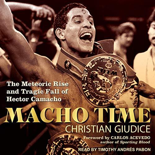 Macho Time cover art