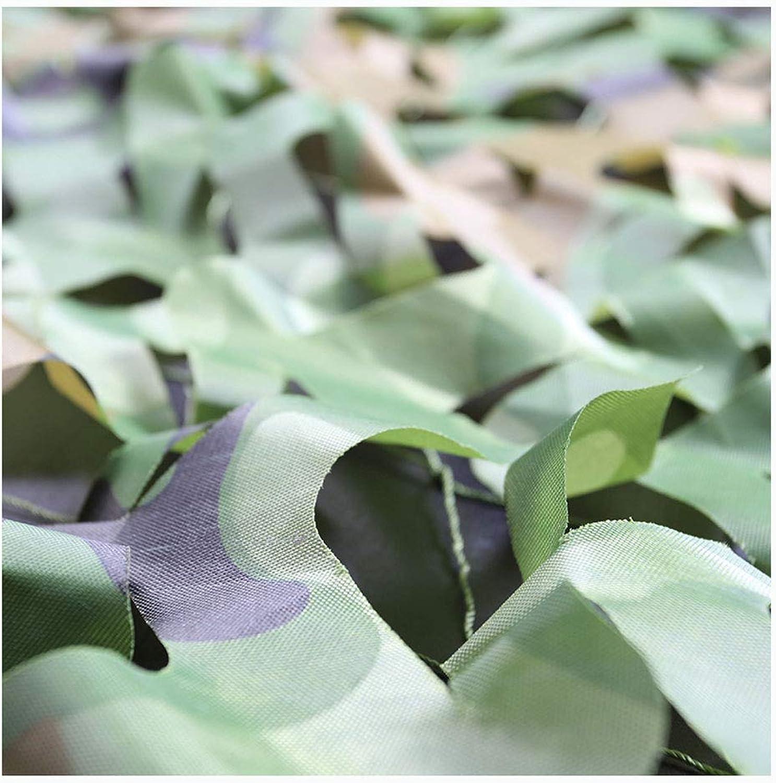 Camouflage-Tarnnetz des Tarnungsnetzjagd-Tarnnetzes, kann für kampierendes Sonnenschutzmittel des Tarnungjagd-Sonnenschutzes verwendet werden, das grünes dekorativ ist ( Farbe   A , größe   68m ) B07HL7R7VK  Charakteristisch