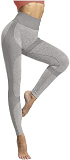 Sports Pants for Women,Seamless Hip-up Hygroscopic Pants Sexy Hip Yoga Pants
