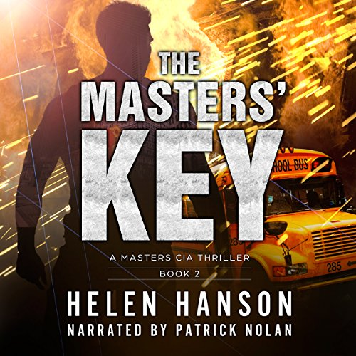 The Masters' Key audiobook cover art