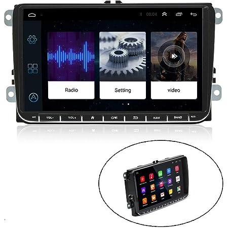 Camecho Android Auto Radio Stereo 2 Din 9 Zoll Elektronik
