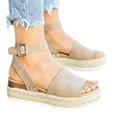 cb9c3f86313ff Jean sandals - Casual Women's Shoes