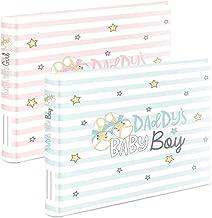 Vidal Regalos Album de Fotos Adhesivo My Baby x2 Colores 20 Paginas