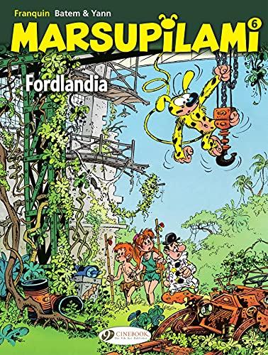 Marsupilami- Volume 6 - Fordlandia (English Edition)