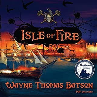 Isle of Fire                   By:                                                                                                                                 Wayne Thomas Batson                               Narrated by:                                                                                                                                 Anthony Brawner                      Length: 10 hrs and 26 mins     14 ratings     Overall 4.1