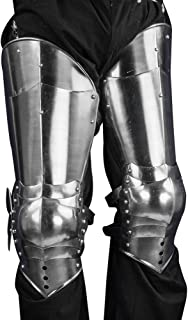 Lord Of Battles 14th - 15th Century Gothic Leg Armor - 16 Gauge