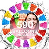 Water Balloons for Kids Boys & Girls Adults Party Easy Quick Summer Splash Fun Outdoor Backyard for Swimming Pool kp094