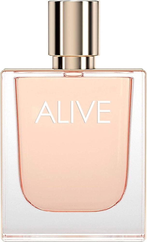 Hugo boss,boss alive, eau de parfum per donna, 50 ml 99350029482