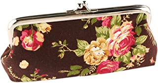 Toraway Wallet, Lady Vintage Flower Mini Coin Purse Wallet Clutch Bag