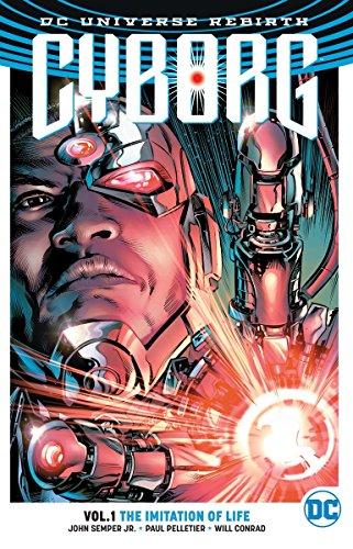 Cyborg Vol. 1: The Imitation Of Life (Rebirth)