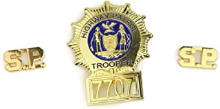 state trooper badge
