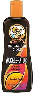 Australian Gold Dark Tanning Accelerator Lotion, 8.5 Fluid Ounce