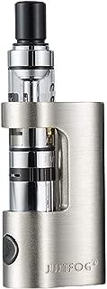 Justfog Q14 Compact Kit ジャストフォグ 電子たばこ キット 900mAh バッテリー 1.8ml タンク(シルバー)