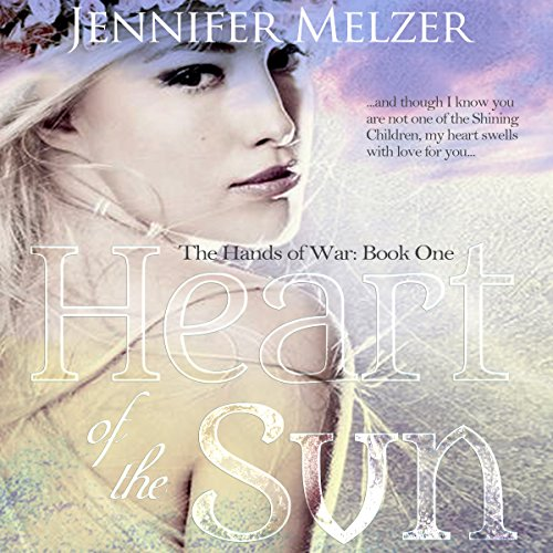 Heart of the Sun audiobook cover art