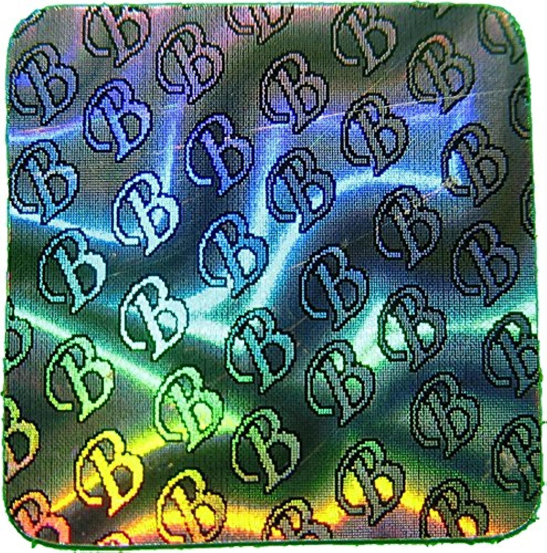 EtikettenWorld BV, EW-H-M120G-2000, 2000 Stück Hologrammaufkleber, 2D, 10x10mm silberfarbige Metallfolie, Hologramm Etiketten, selbstklebend, Hologramm Aufkleber, Sicherheitssiegel, Garantiesiegel, Garantieaufkleber, Garantieetikett, Sicherheitsaufkl