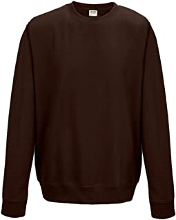 AWDis Men's Sweatshirt Hot Chocolate L